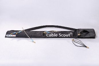 Cable Scout+ kabeltrekker sets