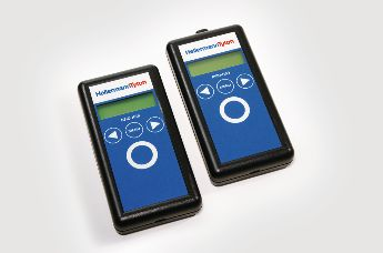 two Handheld RFID Reader