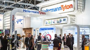 HellermannTyton - Exhibiting at industrial trade fairs around the world! (kopie)